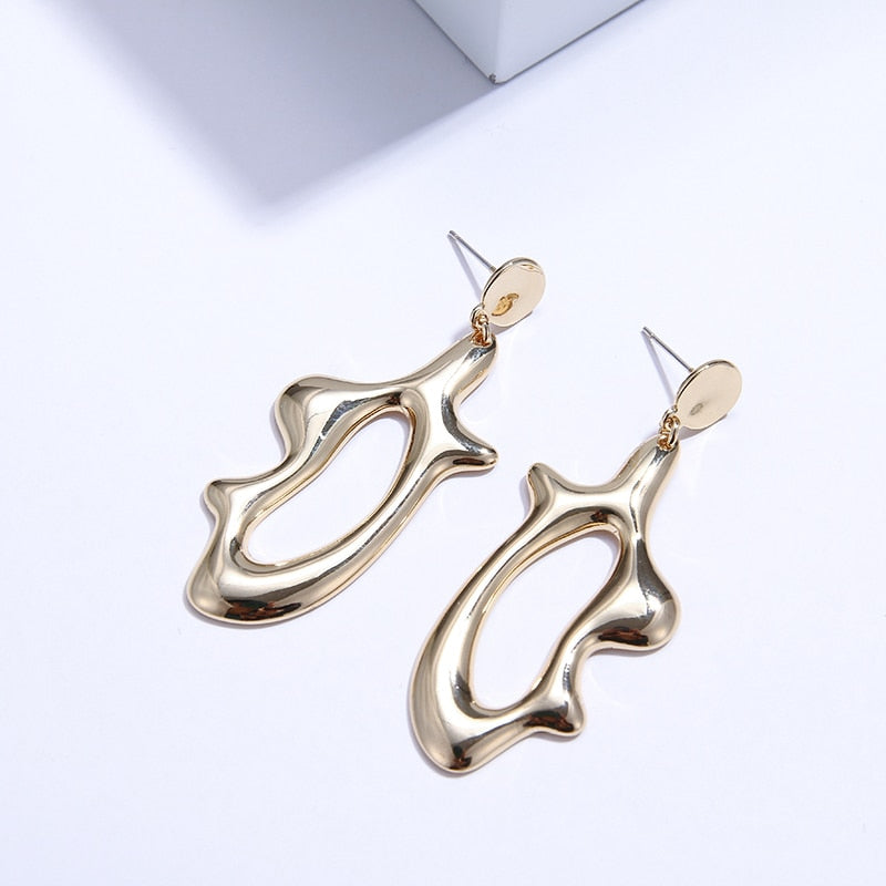 Drop Dangle Earrings - Blue Belle Alley