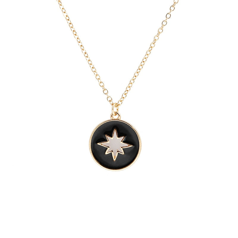 Monte Style Pendent - Blue Belle Alley
