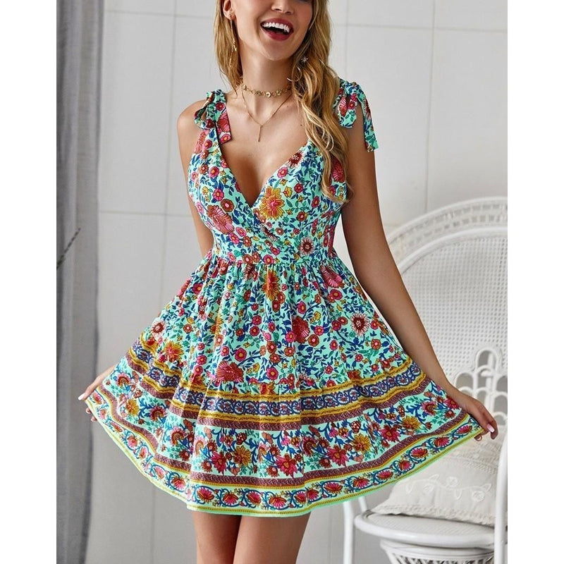 Positive Vibes Play Dress