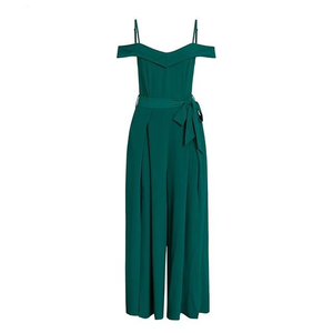 Wide Leg Jumpsuit - Blue Belle Alley