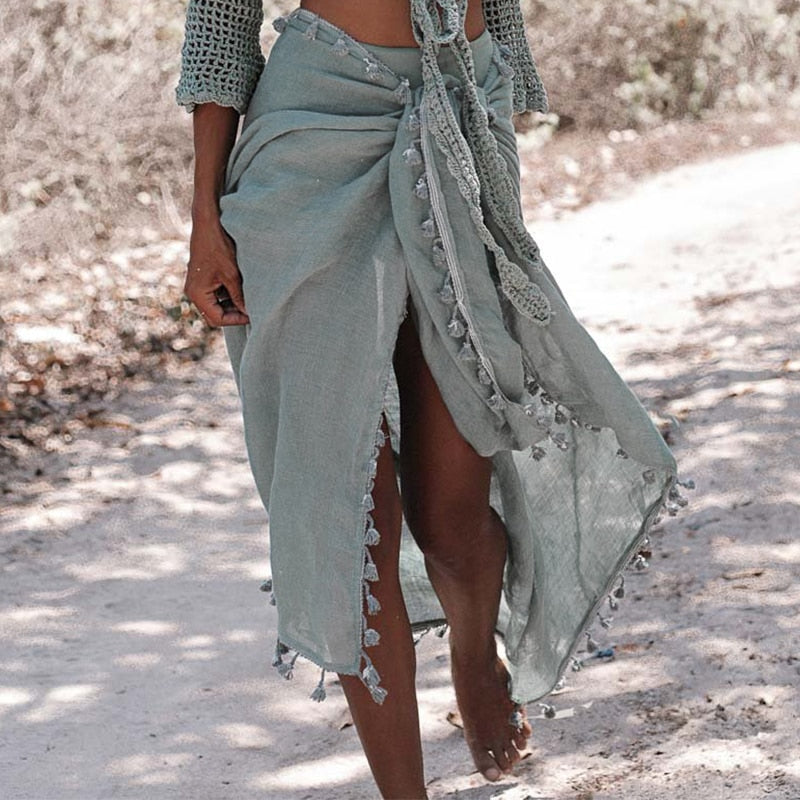 Sarong - Blue Belle Alley