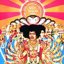 Axis: Bold As Love - Hendrix, Jimi