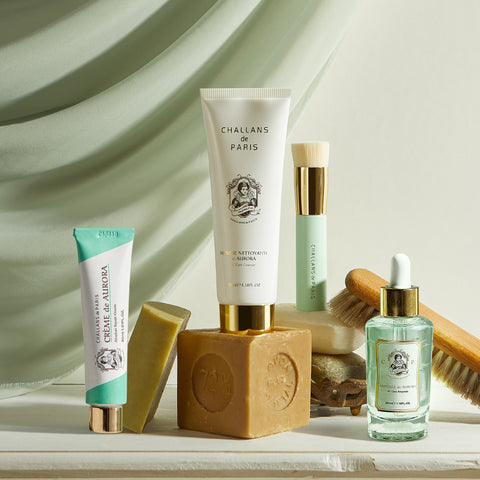 RECOVERING NIGHT SET (AURORA Cleanser,Ampoule,Creme)