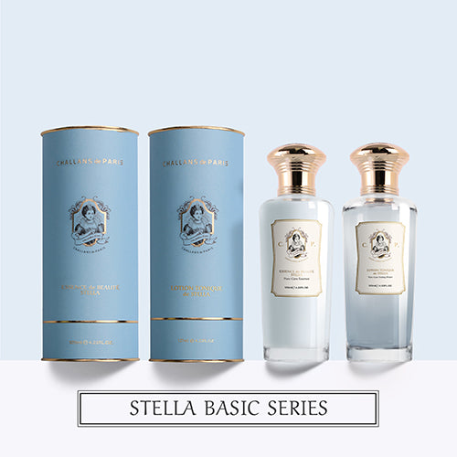 STELLA BASIC SERIES (Pore Care Toner, Essence) - Challans de Paris