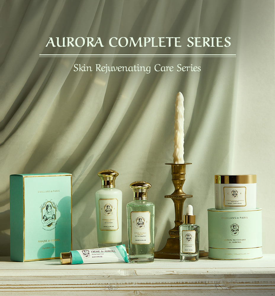 AURORA COMPLETE SERIES +Pads (Skin Rejuvenating/Acne care - Challans de Paris