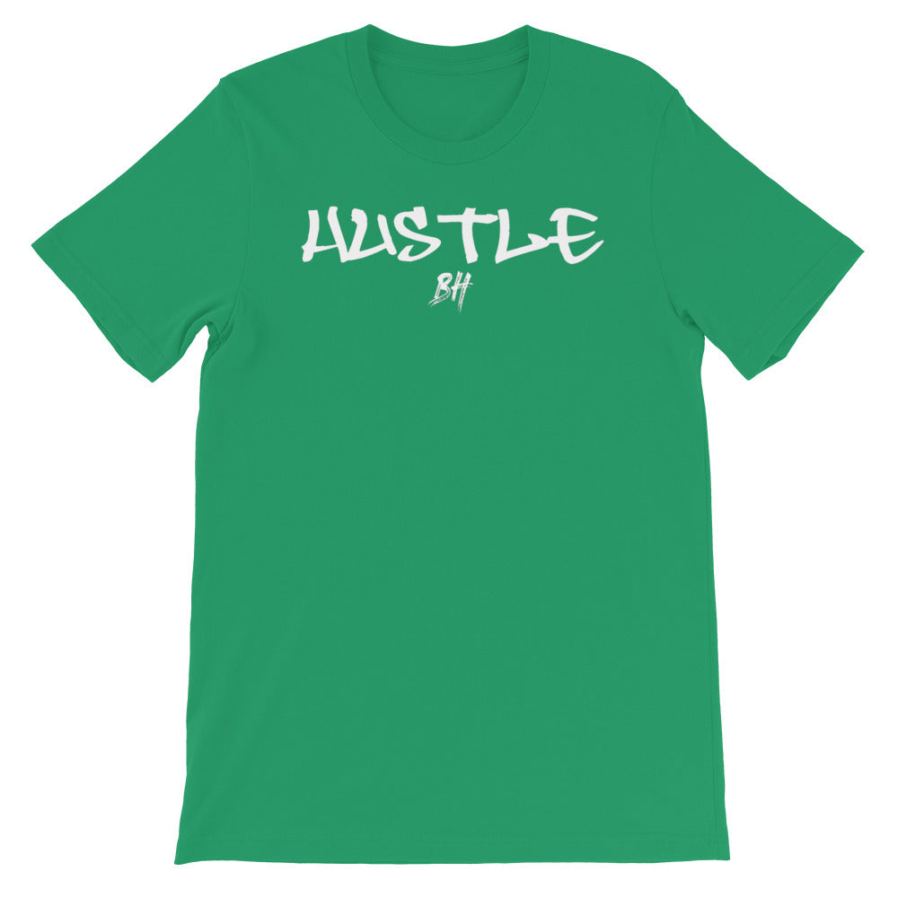 """Hustle"" Short-Sleeve T-Shirt"