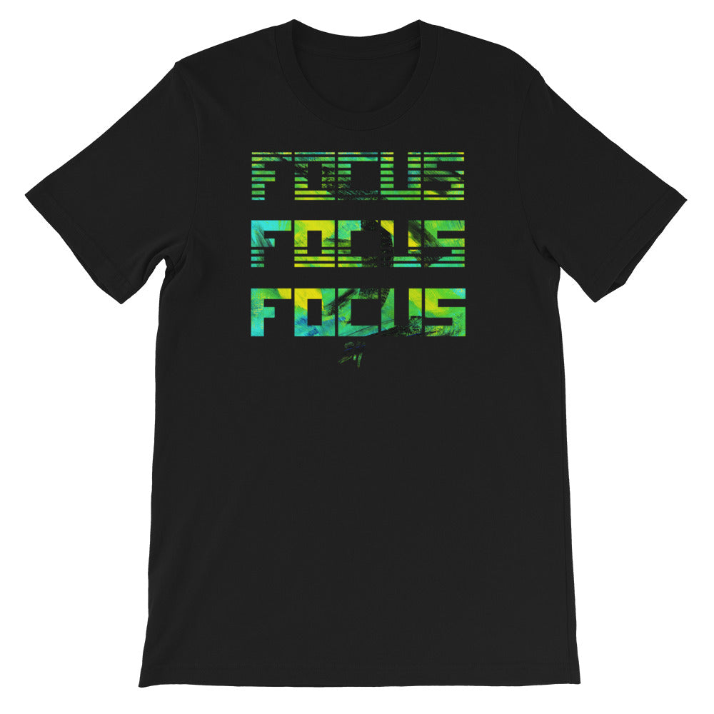 """Focus"" Short-Sleeve T-Shirt"