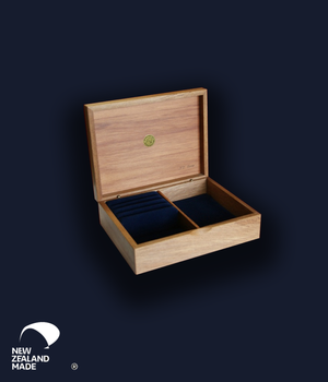 Rimu Jewellery Box Small