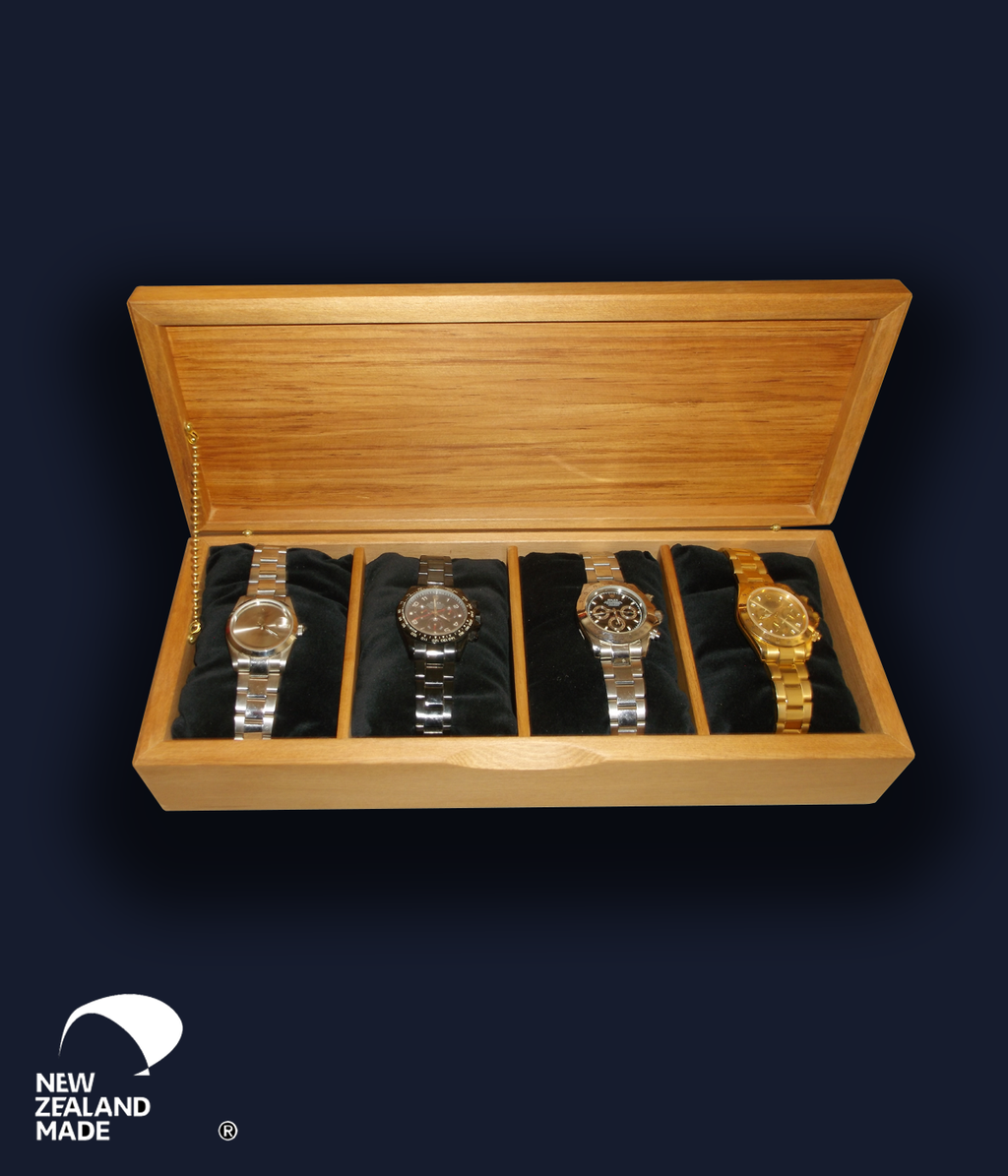 Rimu Watch Box 4