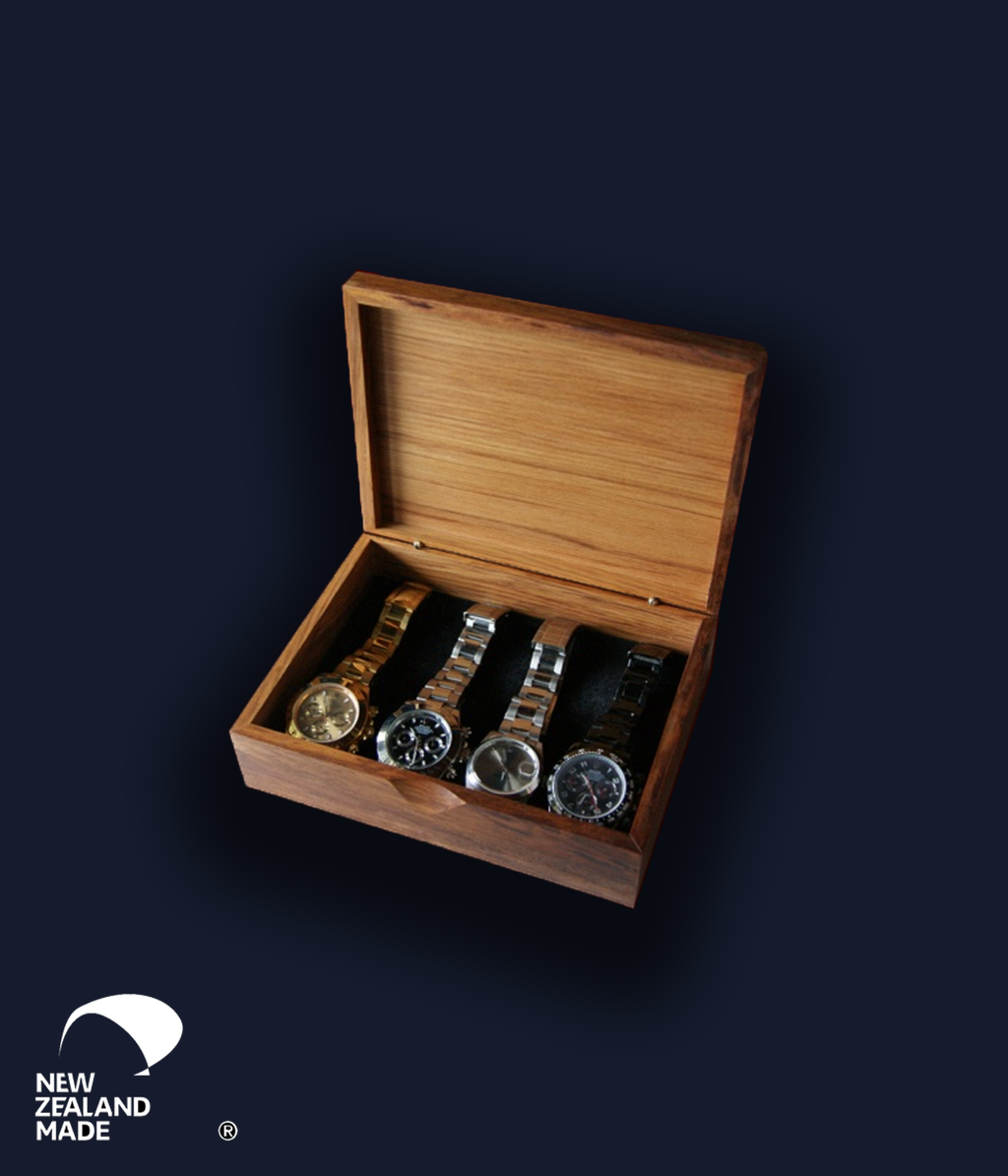 Rimu Watch Box