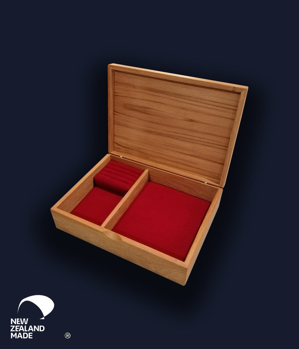 Rimu Jewellery Box Medium