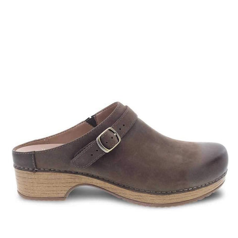 Dansko Berry Burnished Nubuck