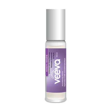 Aromatherapy Roll-On - Anxiety 9.5 ml