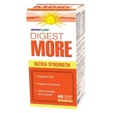 Renew Life Digest More Ultra Strength