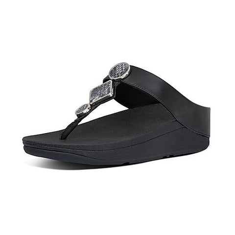 FitFlop LEIA LEATHER TOE-THONG