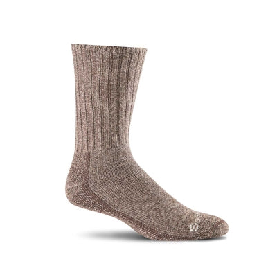 SockWell Mens Relaxed Fit Diabetic Friendly Sock