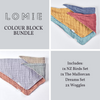 Bundle - Colour Block - LOMIE baby