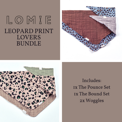 Bundle - Leopard Print Lovers - LOMIE baby