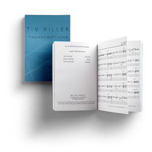 Tim Miller Trio vol 3 Transcriptions Ebook