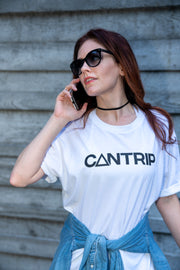 Everyday Magic Tee (White) - Cantrip Brand