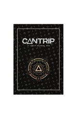 Polyhedral Spell Circle Pin - Cantrip Brand