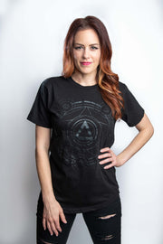 (Shadow) Polyhedral Spell Circle Tee - CANTRIP BRAND