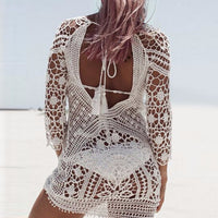 Backless Summer Ladies Beach Swimwear