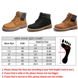 Men's Timber Land PU Leather Sneaker