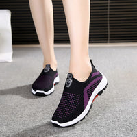 Women Sneakers Breathable light Flats Shoes