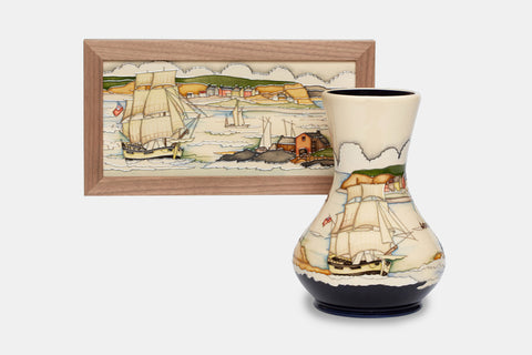 Moorcroft Whitby Collection