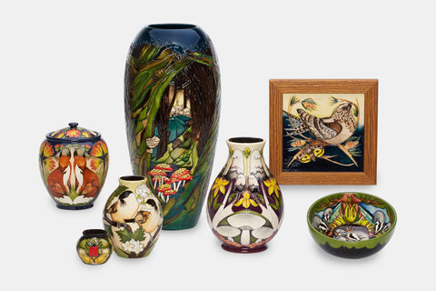 Moorcroft RSPB The British Woodland Collection