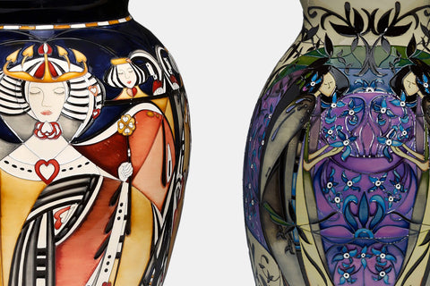 Moorcroft Glasgow Four