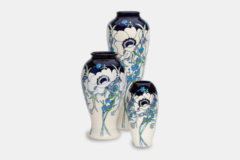 Moorcroft White Splendour Collection