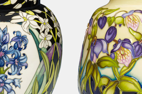 Moorcroft Spring Festival Collection