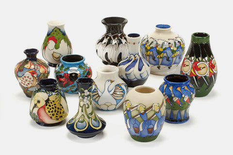 Moorcroft 12 Days of Christmas