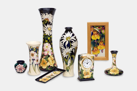Moorcroft Sir Harold Hillier Collection