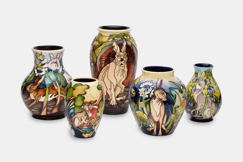 Moorcroft Watership Down Collection
