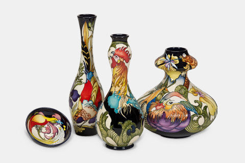 Moorcroft Beauty Revered