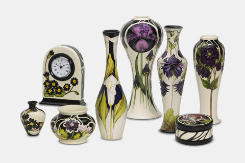 Moorcroft From Darkness Into Light Collection