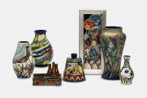 Moorcroft History In The Making Collection