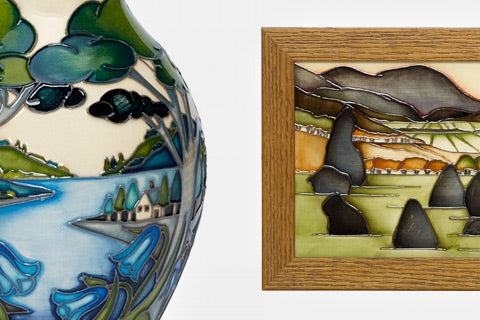 Moorcroft Lakeside Collection
