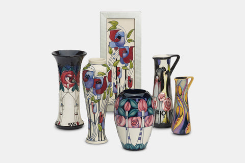 Moorcroft Mackintosh Collection
