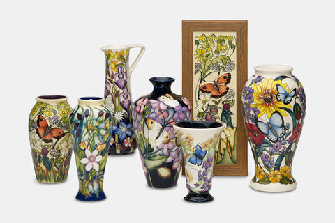Moorcroft Meadow Collection