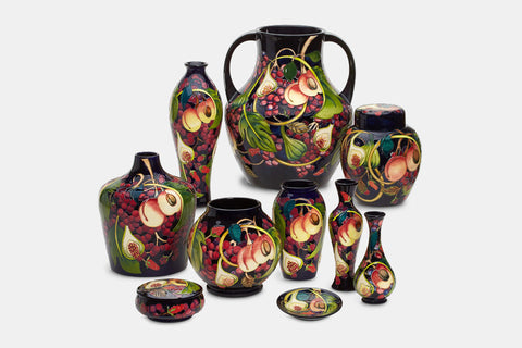 Moorcroft Queen's Choice