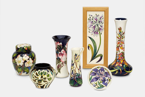 Moorcroft The RHS Plant Of The Year Collection