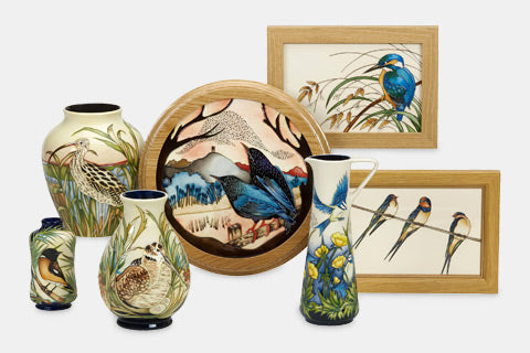Moorcroft RSPB Collection
