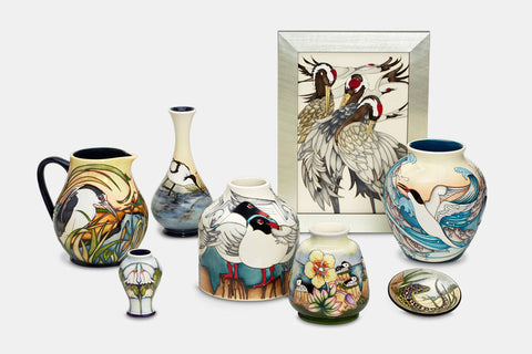 Moorcroft RSPB Success Stories Collection