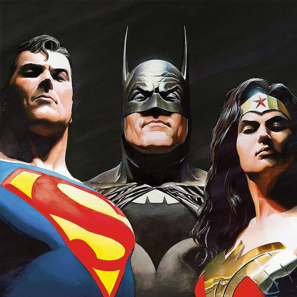 DC Legends Collection by Alex Ross