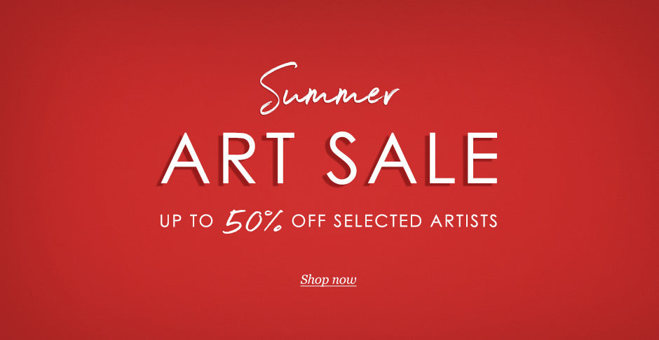 Art Sale - up to 50% off