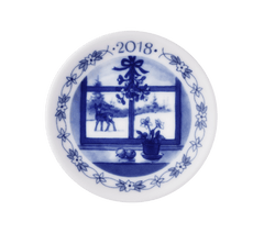 ROYAL COPENHAGEN - Christmas Plaquette 2018